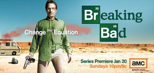 Breaking Bad.  bb